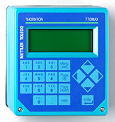 The Mettler Toledo 770 Max instrument is a diverse and reliable multi-parameter controller.